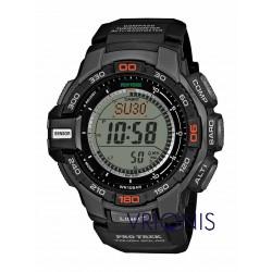 PRG-270-1ER Μαύρο Ρολόι Χειρός CASIO PROTREK