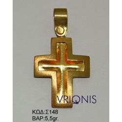 Χρυσός Σταυρός Σ148