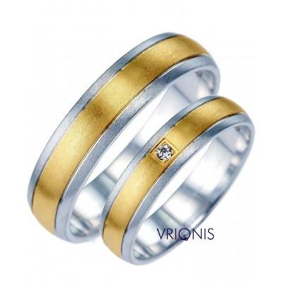 Χρυσή Βέρα 416052LB
